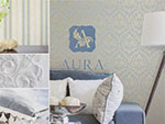 Aura Stripes & Damasks