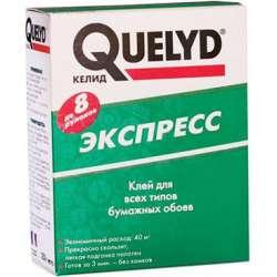 Quelyd Клей для бумажных обоев (Келид) Экспресс 250 г (на 6-8 рулонов, арт. 0002)