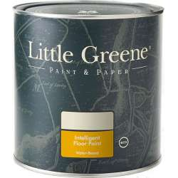 Краска для пола акриловая Little Greene Intelligent Floor Paint