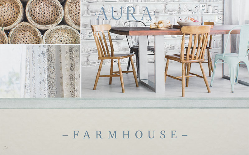 Обои Aura Farmhouse