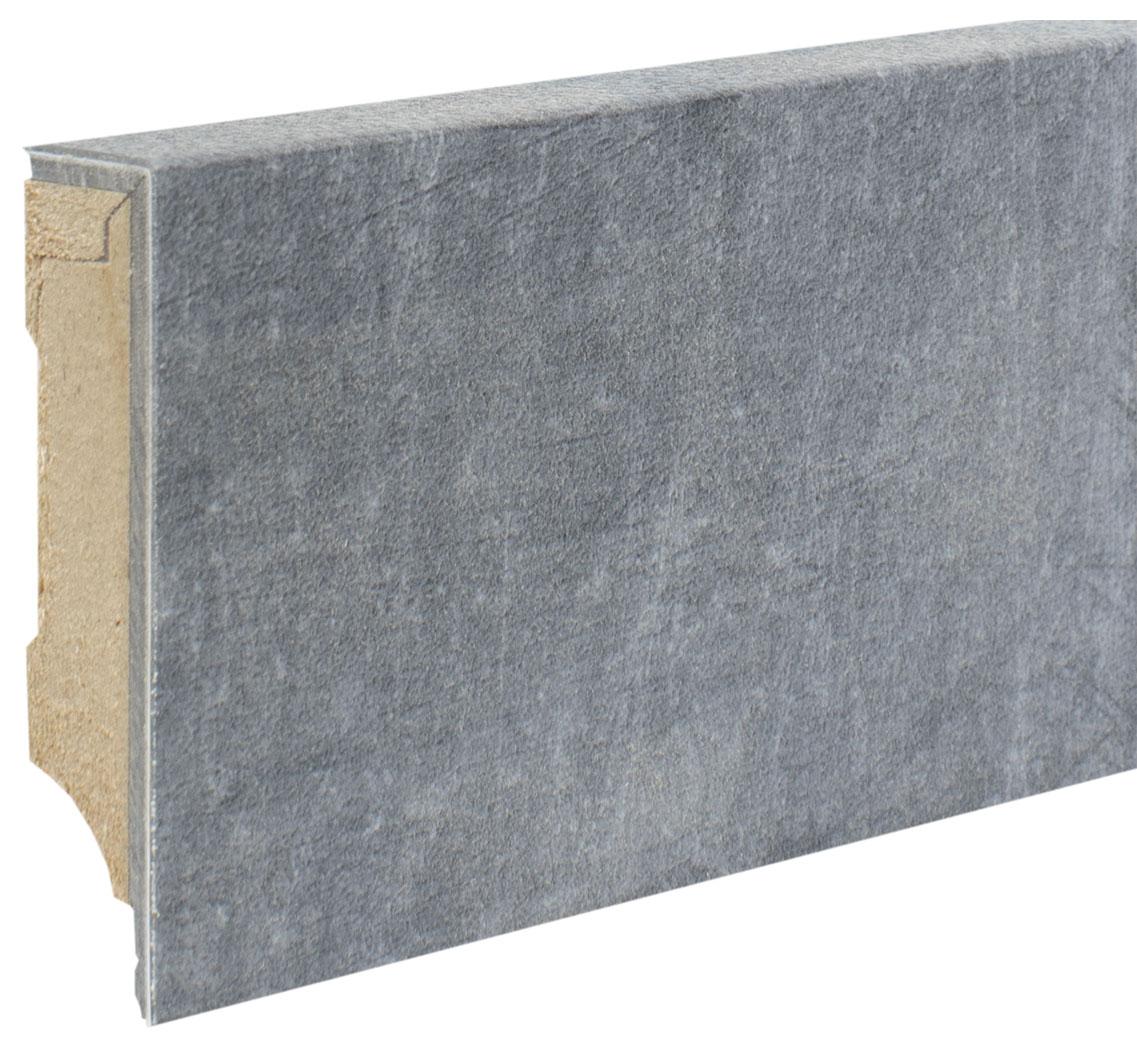 плинтус цвета бетон